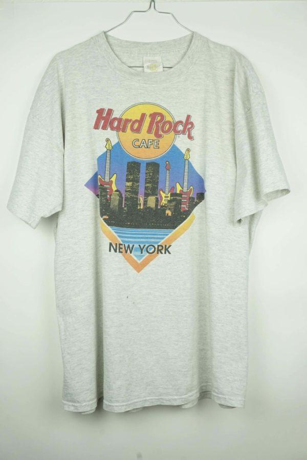 1990s Hard Rock Cafe New York Skyline Vintage T-Shirt