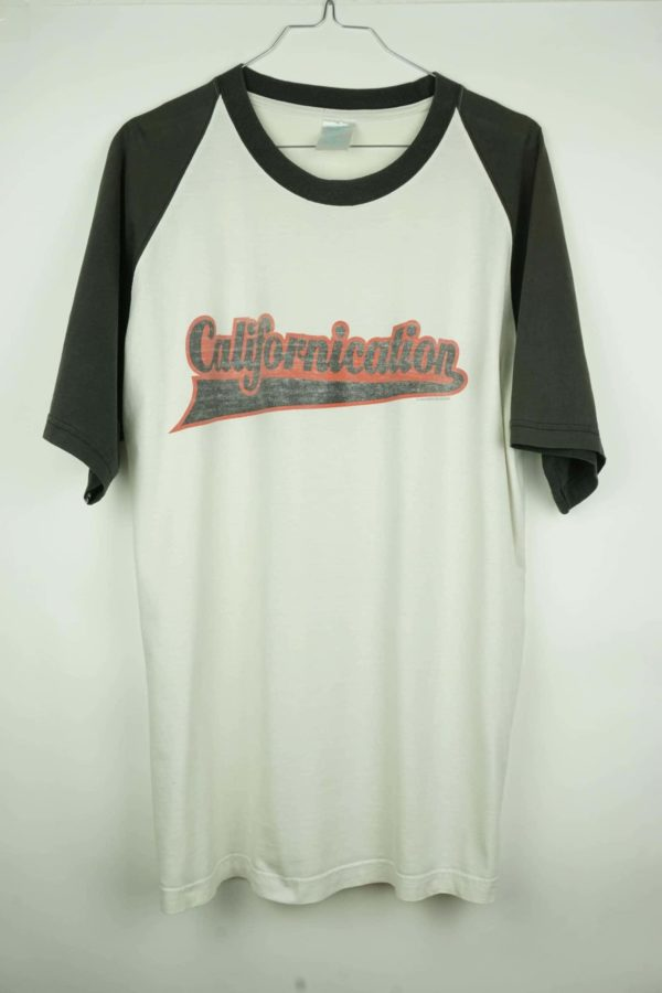1999 Red Hot Chili Peppers Californication Vintage T-Shirt 1
