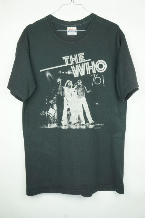 2006 The Who '76 Vintage Tour T-Shirt 2