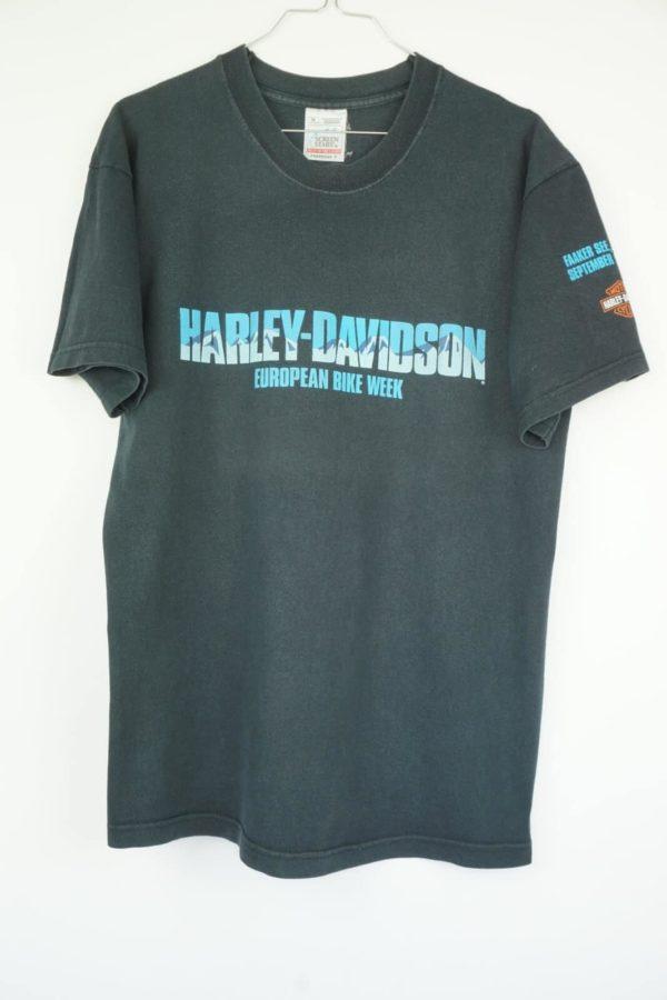 2001-Harley-Davidson-European-Bike-Week-Vintage-T-Shirt-
