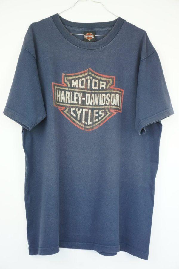 2005 Harley Davidson Daytona Beach Florida Vintage T-Shirt