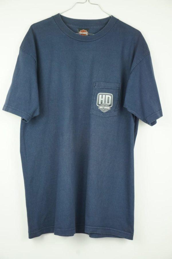Original 2005 Harley Davidson HD Motors Boston Vintage T-Shirt.