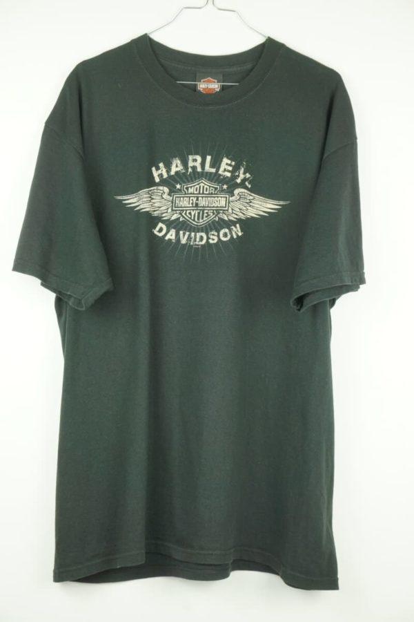 Original 2006 Harley Davidson H-Paradise Verona Italy Vintage T-shirt