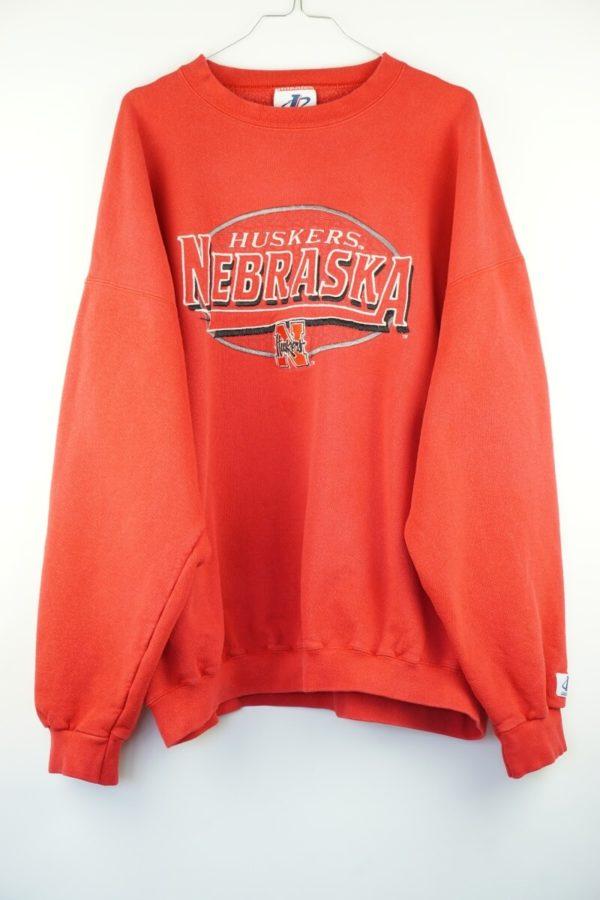1990s-nfl vintage -huskers-nebraska-vintage-sweatshirt