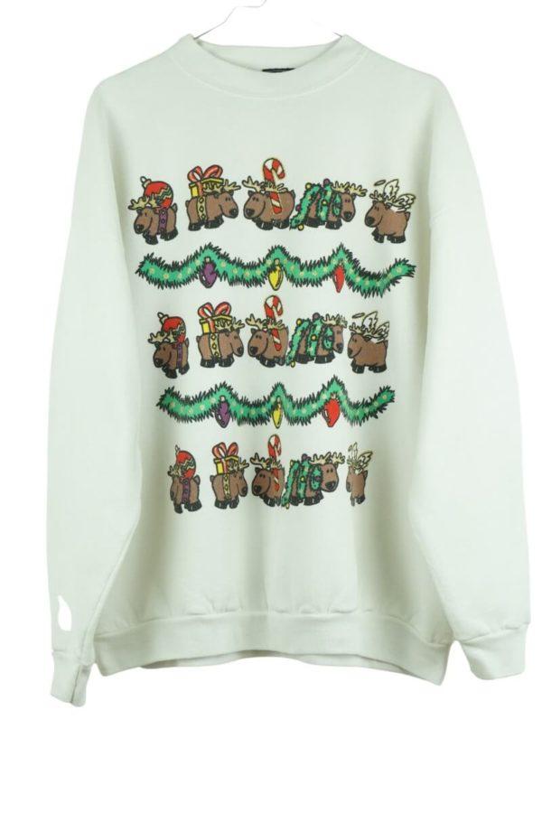 1990s-christmas-reindeer-vintage-sweatshirt