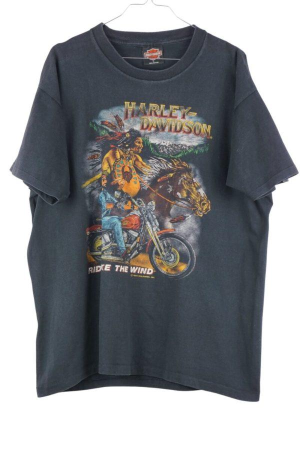 1991-harley-davidson-ride-like-the-wind-las-vegas-vintage-t-shirt