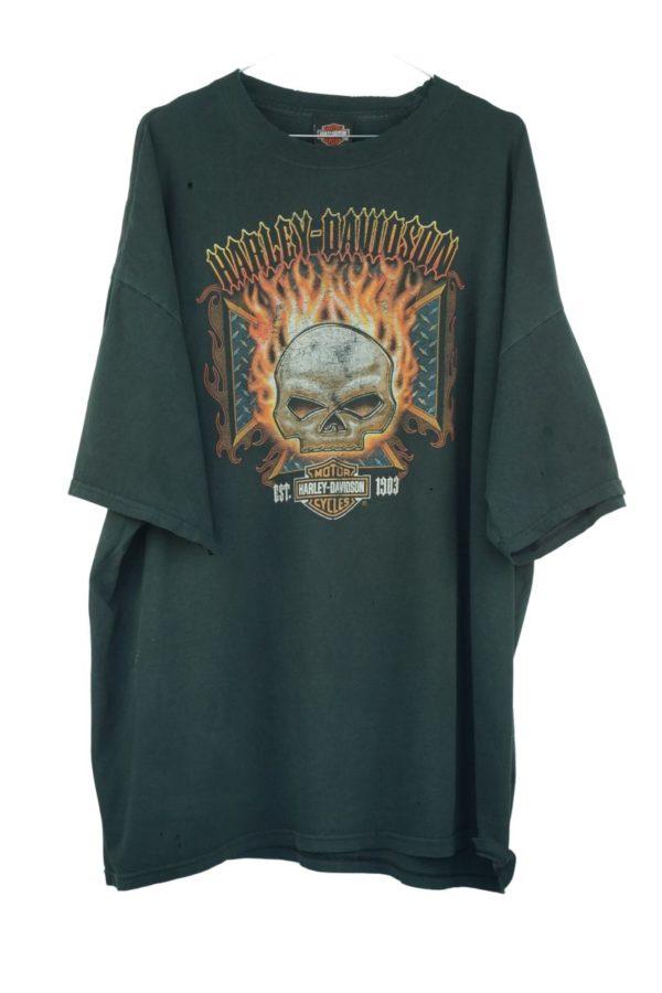2007-harley-davidson-fire-skull-thunder-bay-ontario-canada-vintage-t-shirt