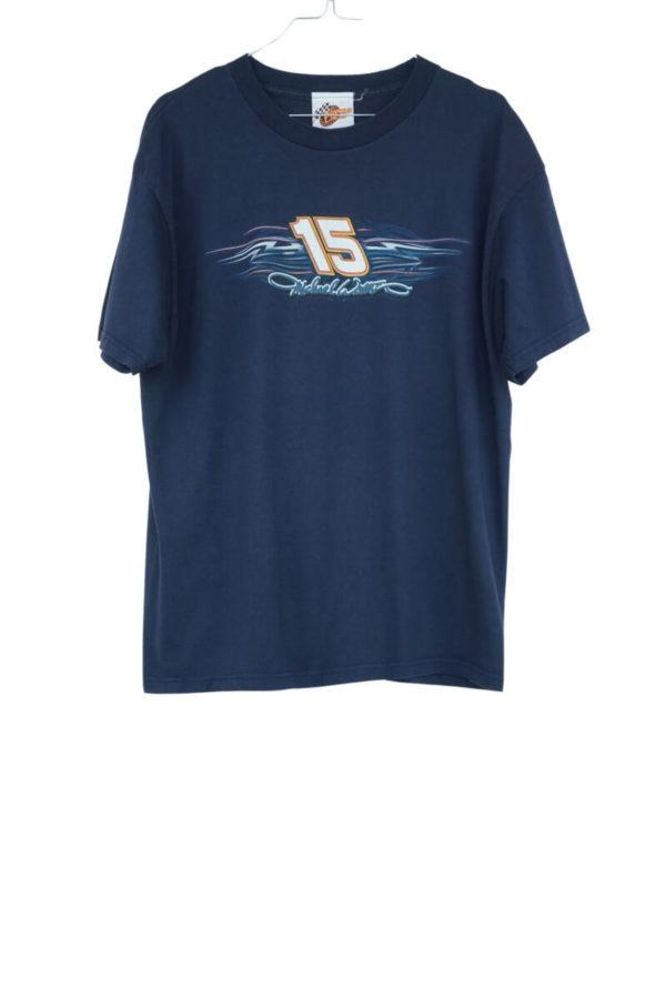 2000s-nascar-racing-michael-waltrip-15-vintage-t-shirt