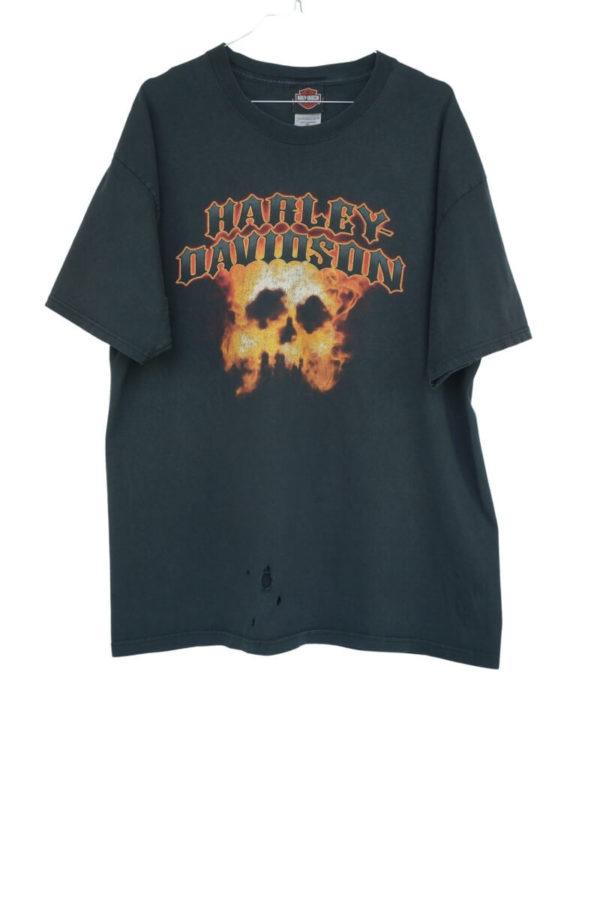 2011-harley-davidson-fire-skull-hampton-roads-virginia-vintage-t-shirt